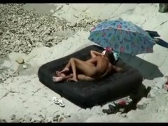 Nude beach real couples caught on camera Thumb