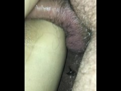 Anal amateur on period Thumb
